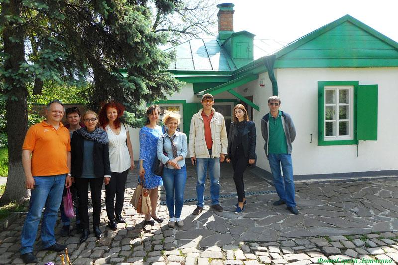 Чеховские места в Таганроге