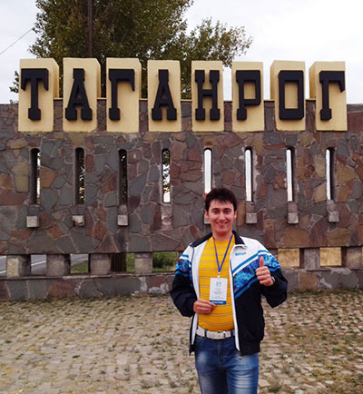 Датченко Сергей экскурсовод по Тагонрогу